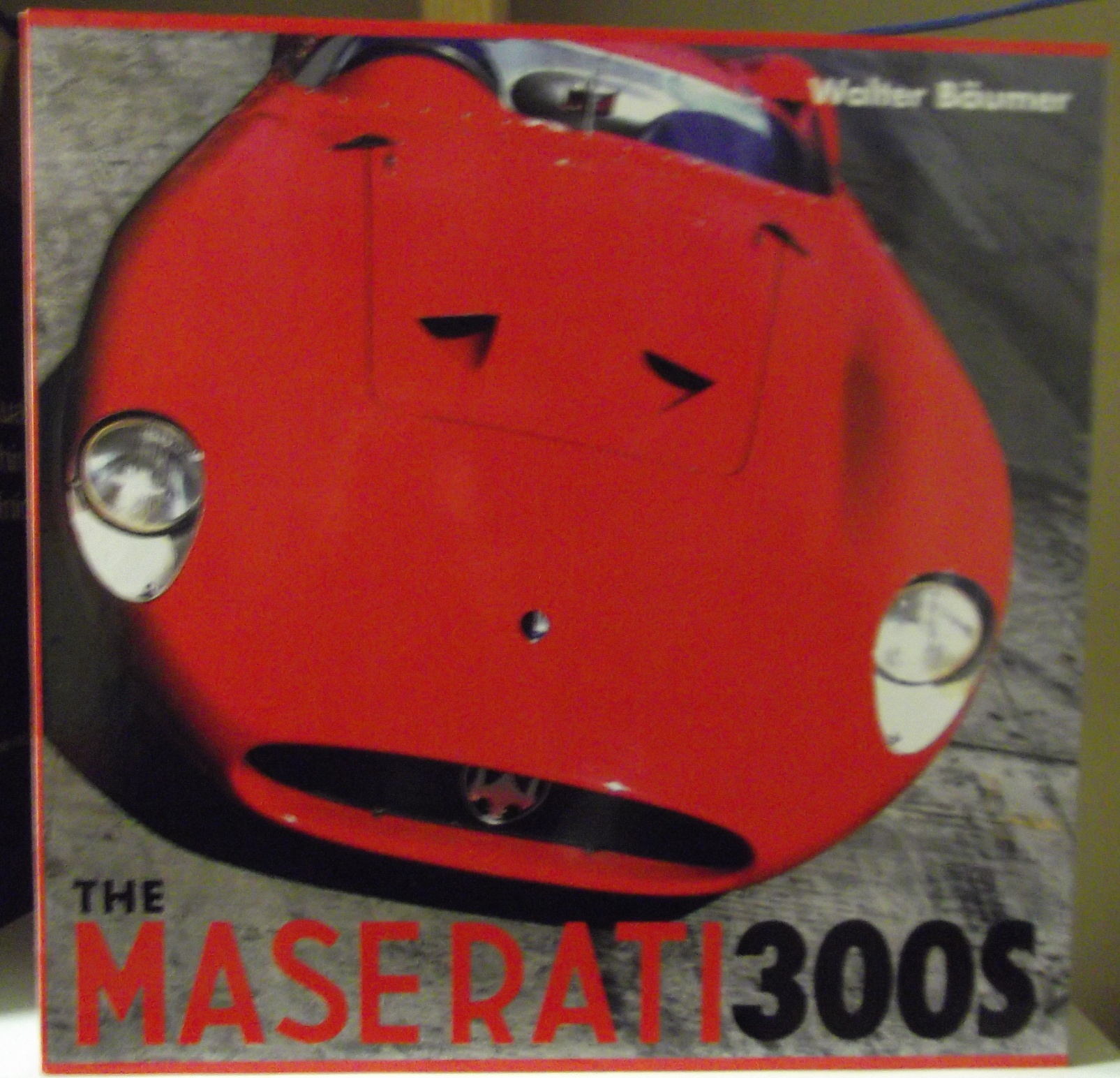 Image for The Maserati 300s