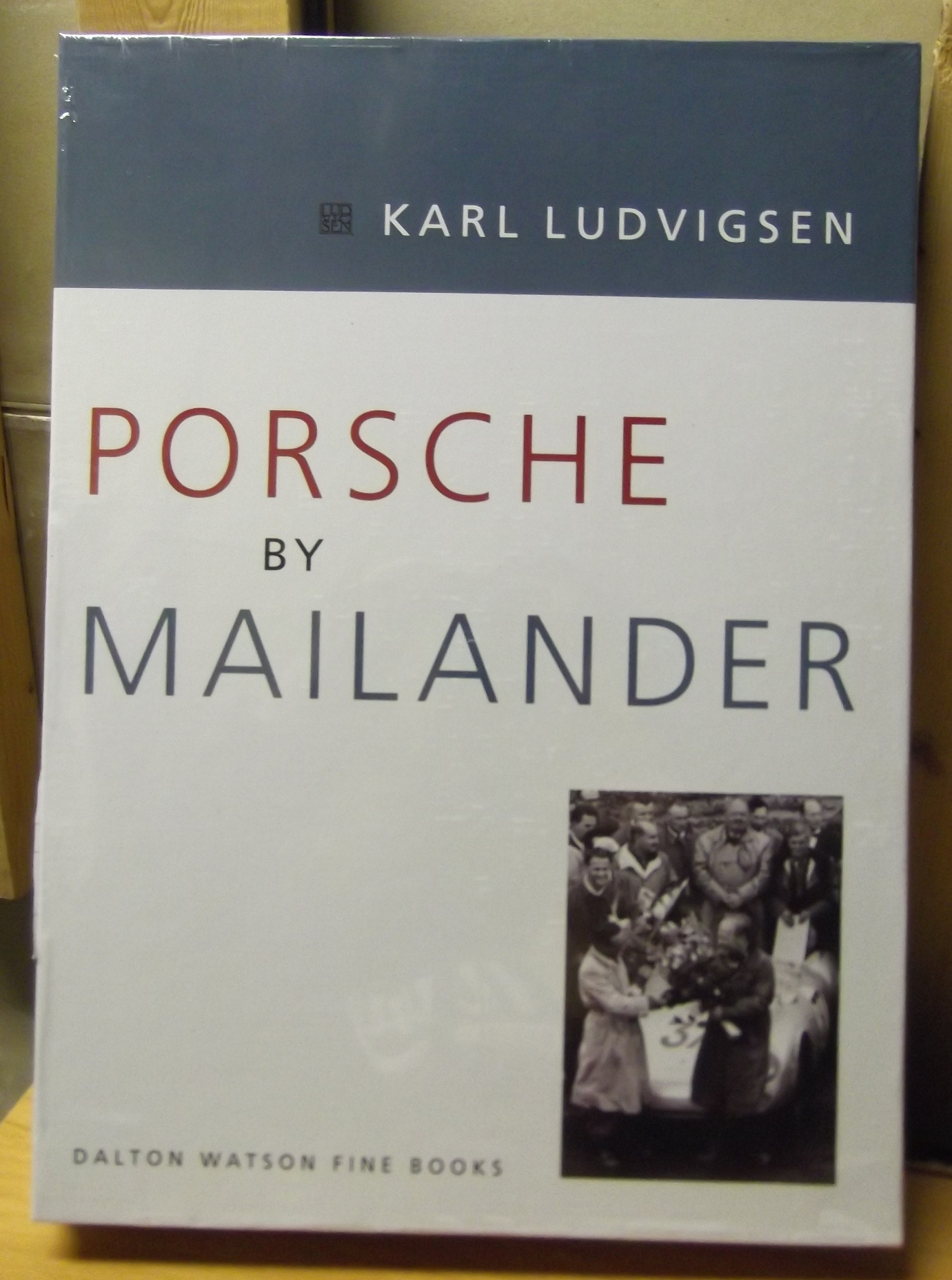 Image for Porsche by Mailander