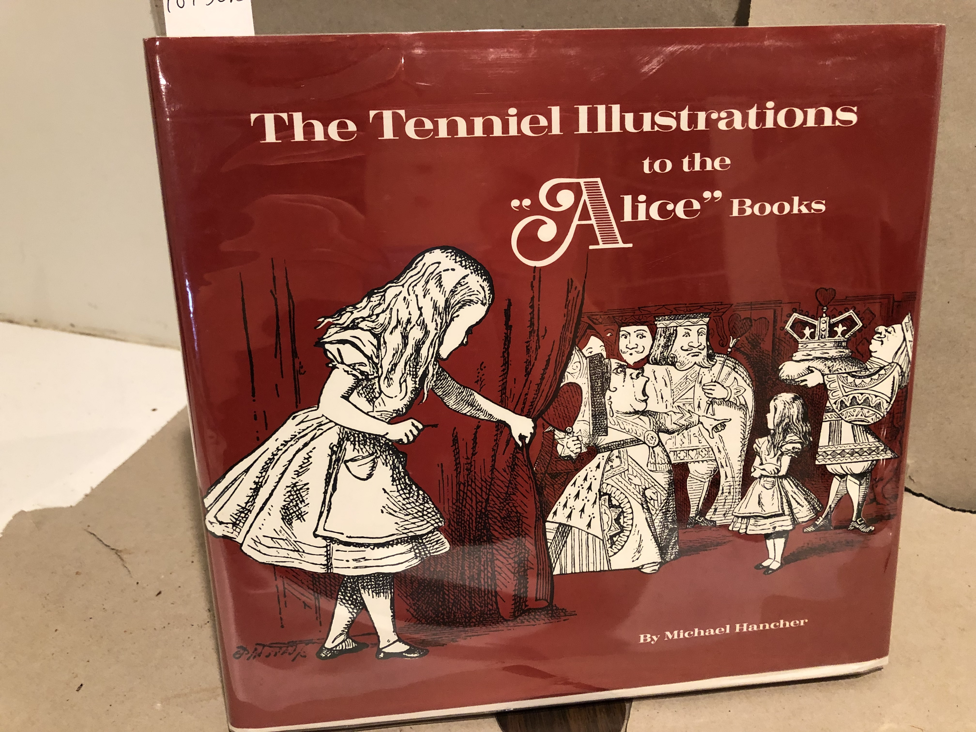 "Image for The Tenniel illustrations to the ""Alice"" books"